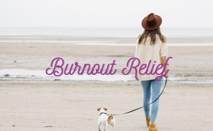 burnout relief