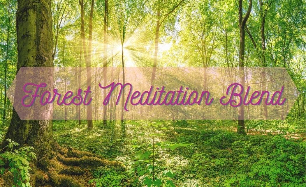 Forest Meditation Diffuser Blend