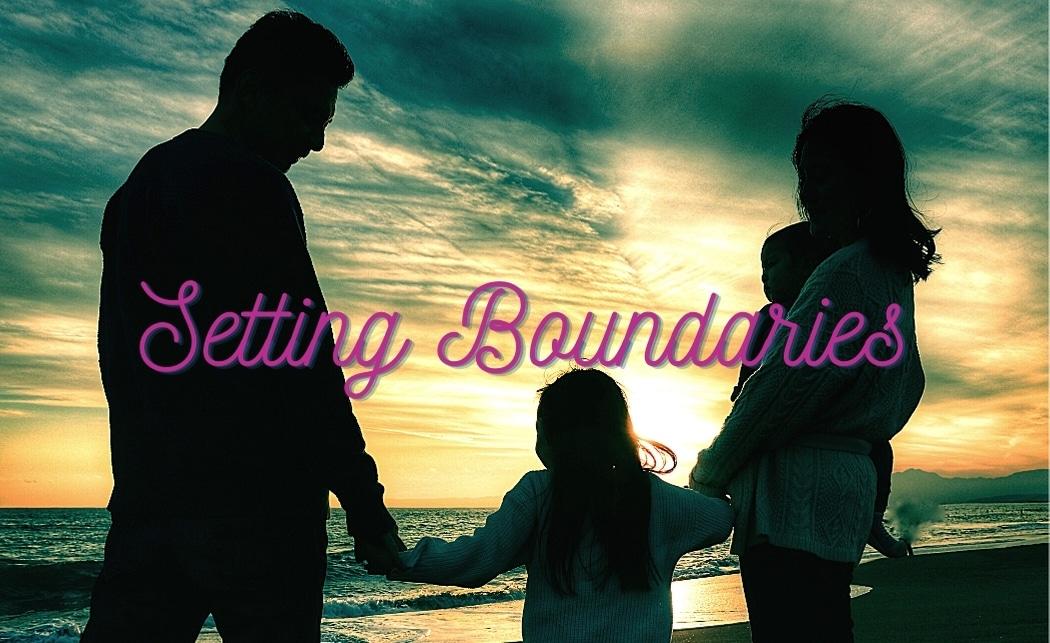 Setting Boundaries for Healthier Relationships