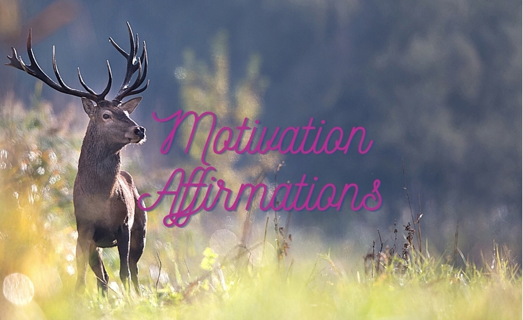 Daily Affirmations for Motivation from Within