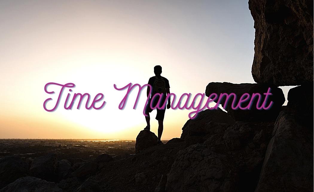 Improve Time Management Skills